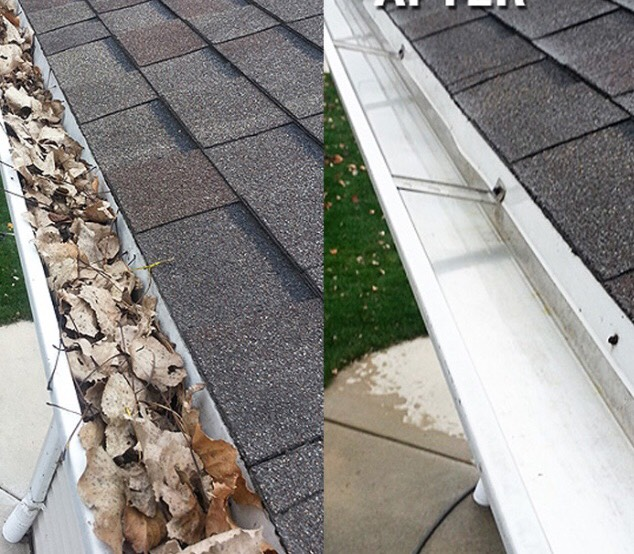Gutter Cleaning Louth Collins Cleaning Specialists